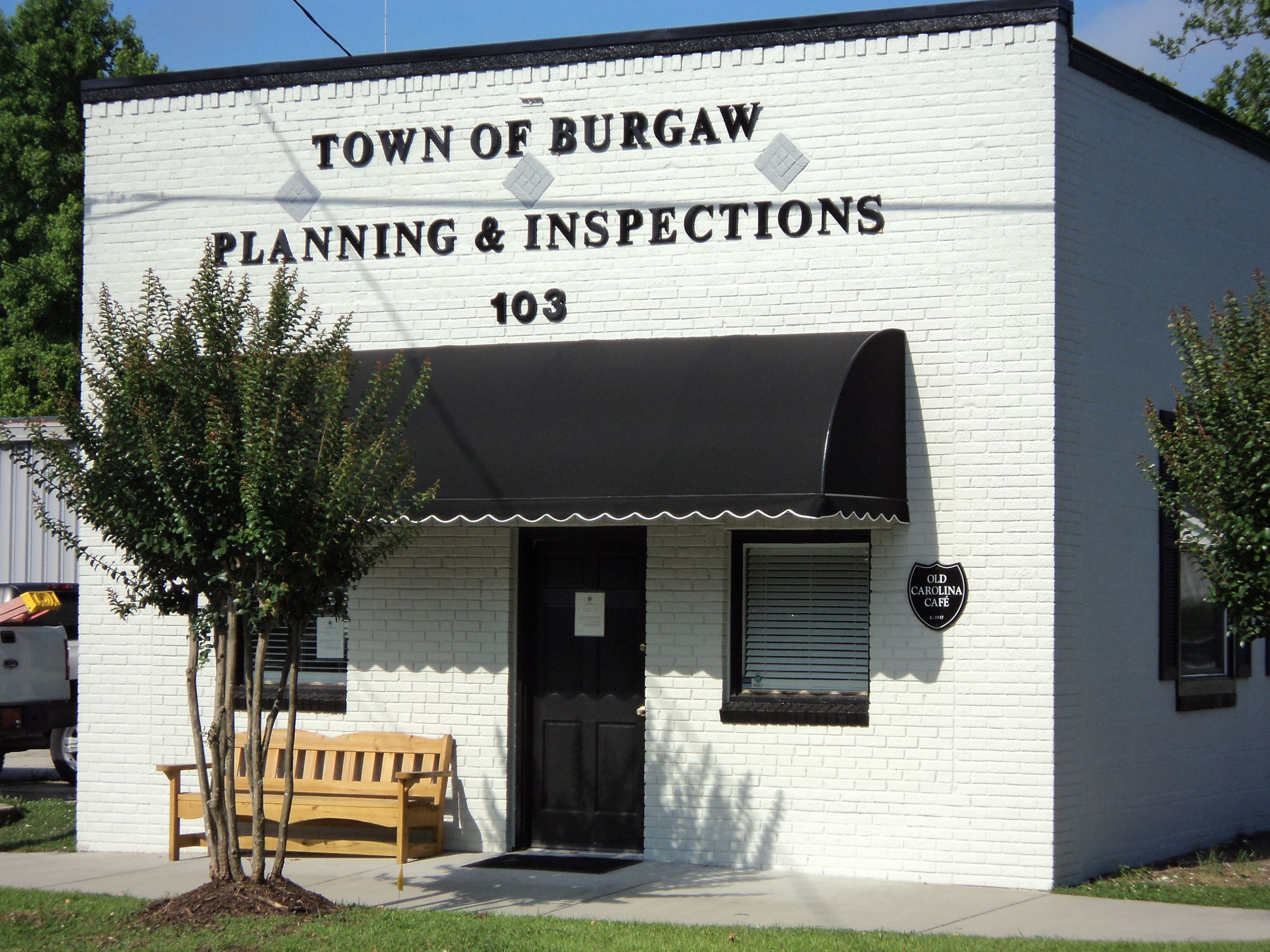 Planning and Inspections Building